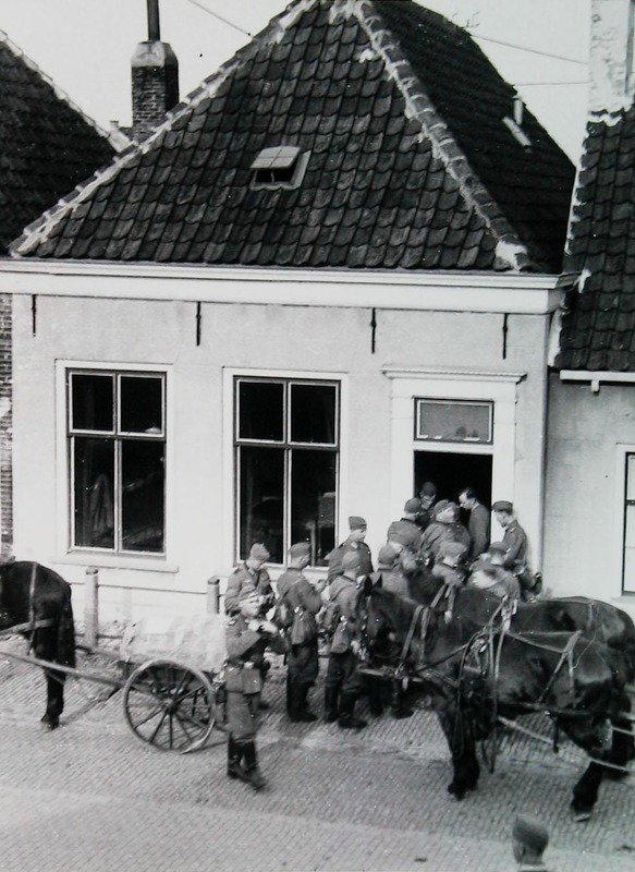 Westkapelle Duitsers 1944